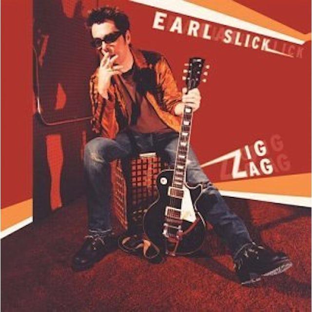 Earl Slick ZIG ZAG CD