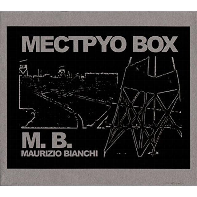 Maurizio Bianchi MECTPYO BOX CD