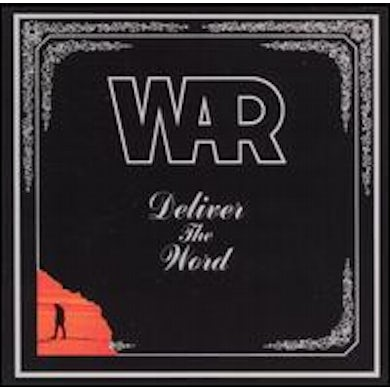 War DELIVER THE WORD CD