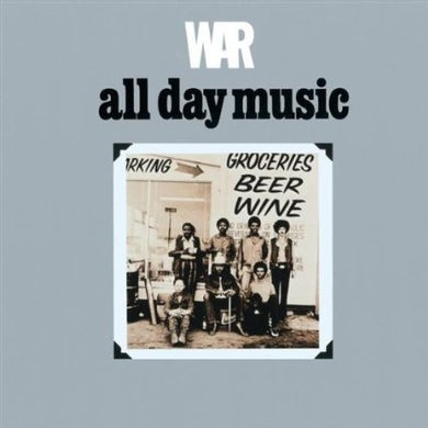 War ALL DAY MUSIC CD
