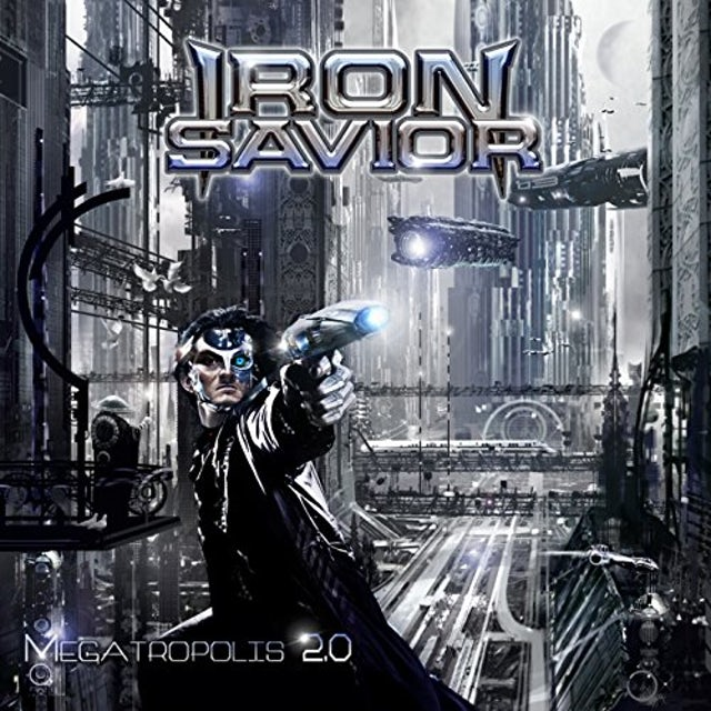 Iron Savior MEGATROPOLIS 2.0 CD