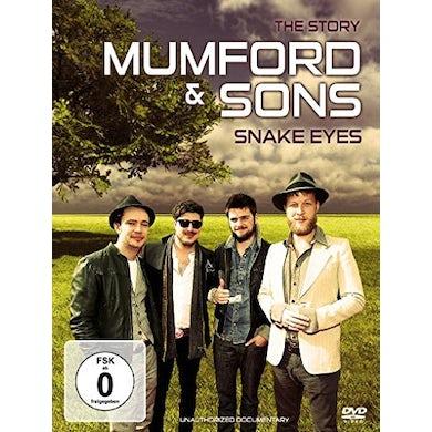 Mumford & Sons SNAKE EYES (DOCUMENTARY) DVD
