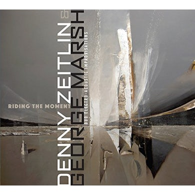 Denny Zeitlin RIDING THE MOMENT CD