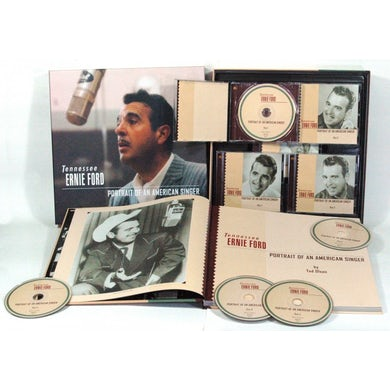 Tennessee Ernie Ford PORTRAIT OF AN AMERICAN SINGER CD