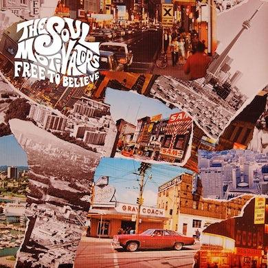 FREE TO BELIEVE Vinyl Record