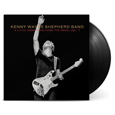 Kenny Wayne Shepherd LITTLE SOMETHING FROM THE ROAD VOL. 1 Vinyl Record