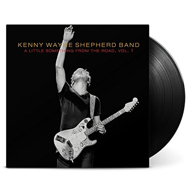 Kenny Wayne Sheppard LITTLE SOMETHING FROM THE ROAD VOL. 1 Vinyl Record