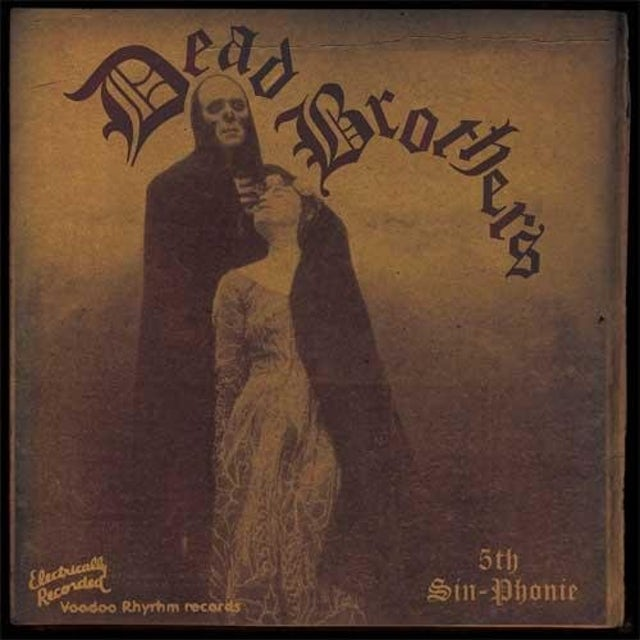 DEAD BROTHERS 5TH SIN - PHONIE Vinyl Record