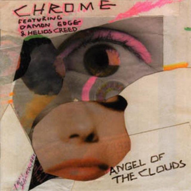 Chrome ANGEL OF THE CLOUDS CD