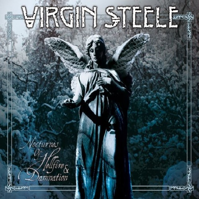 Virgin Steele NOCTURNES OF HELLFIRE & DAMNATION CD