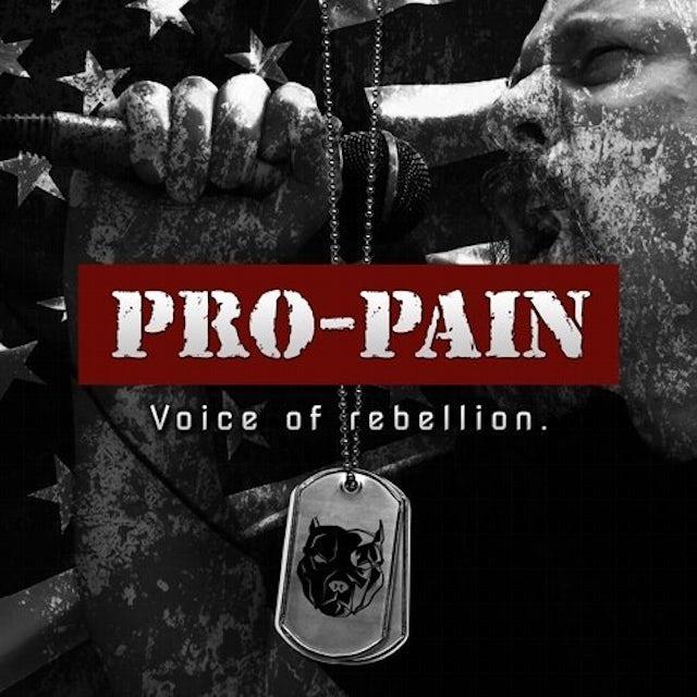 Pro-Pain VOICE OF REBELLION CD