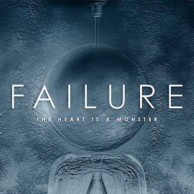 Failure HEART IS A MONSTER CD