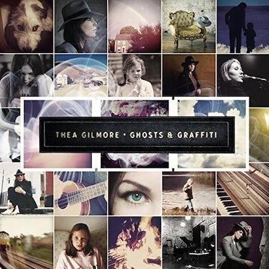 Thea Gilmore GHOSTS & GRAFFITI CD