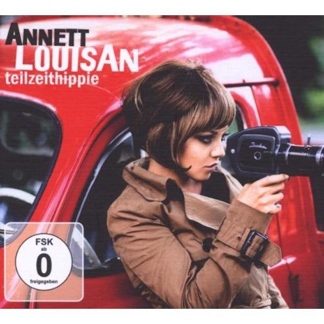 Annett Louisan TEILZEITHIPPIE CD