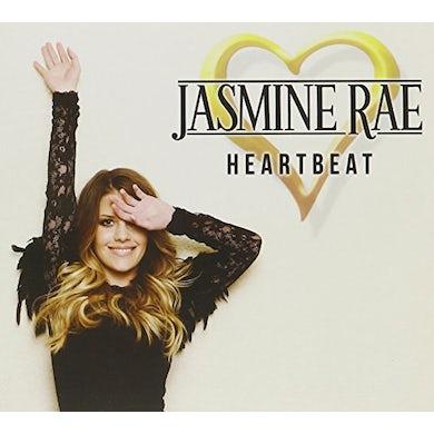 Jasmine Rae HEARTBEAT CD