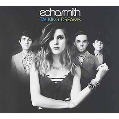 Echosmith TALKING DREAMS: DELUXE CD