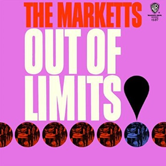 Marketts OUT OF LIMITS CD
