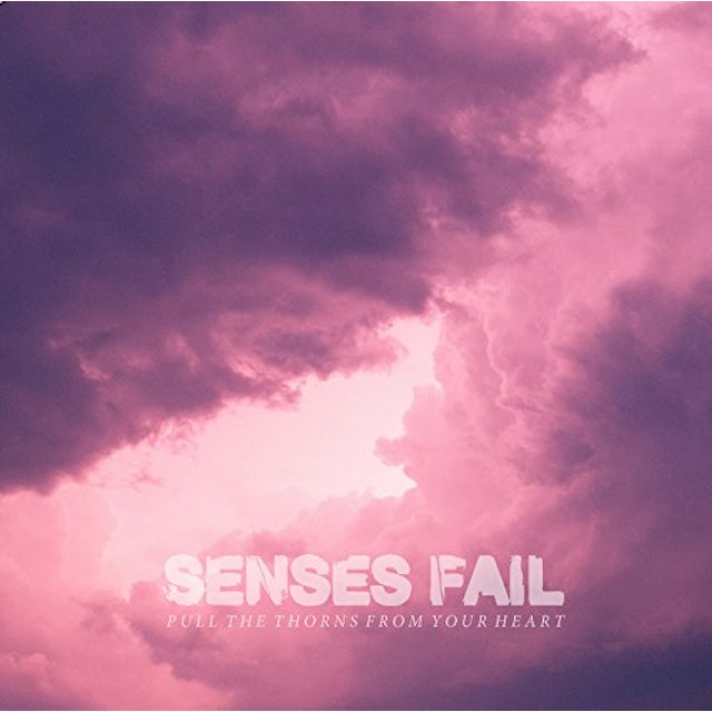 Senses Fail PULL THE THORNS FROM YOUR HEART CD
