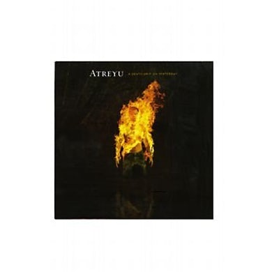Atreyu DEATH GRIP ON YESTERDAY Vinyl Record