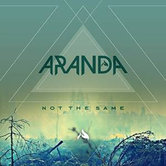 Aranda NOT THE SAME CD
