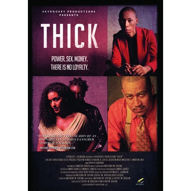 THICK DVD