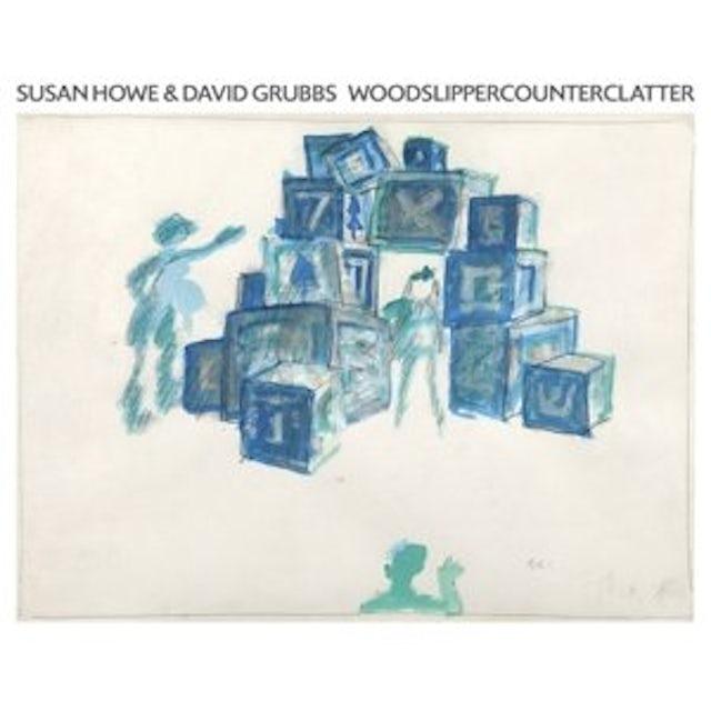 David Grubbs WOODSLIPPERCOUNTERCLATTER CD