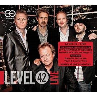 Level 42 LIVE CD