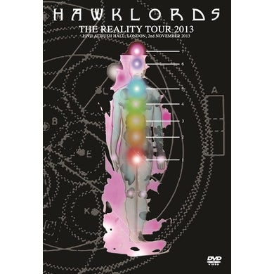 Hawklords REALITY TOUR 2013 DVD