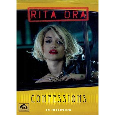 Rita Ora CONFESSIONS DVD