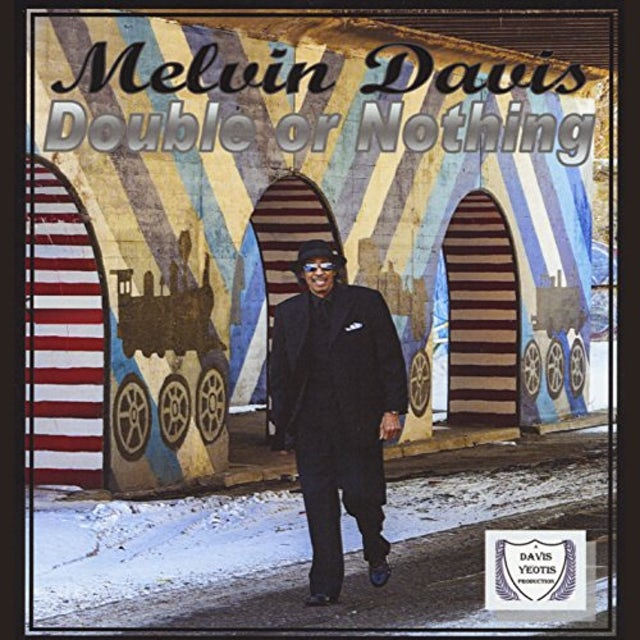 Melvin Davis DOUBLE OR NOTHING CD