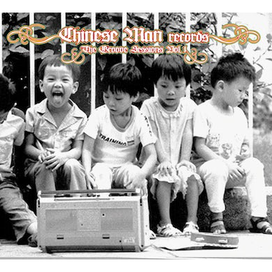 Chinese Man GROOVE SESSIONS 1 CD