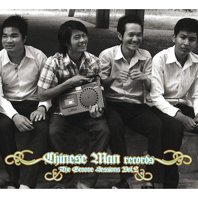 Chinese Man GROOVE SESSIONS 2 CD
