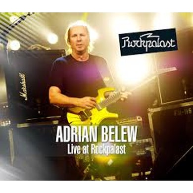 Adrian Belew LIVE AT ROCKPALAST 2008 CD