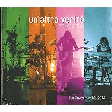 Conqueror UN'ALTRA REALTA'-LIVE NAXOS MAY 16TH 2014 DVD