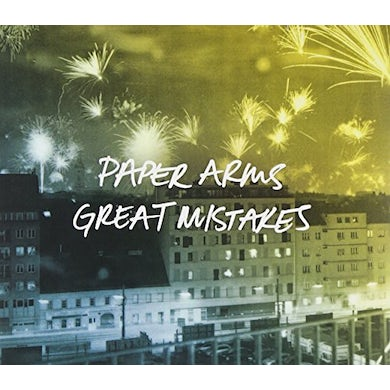 Paper Arms GREAT MISTAKES CD