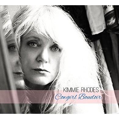 Kimmie Rhodes COWGIRL BOUDOIR CD