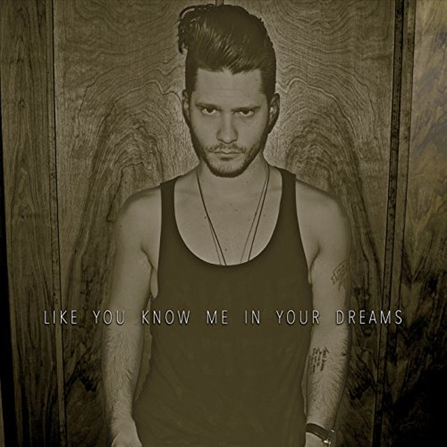 Mike Squillante LIKE YOU KNOW ME IN YOUR DREAMS CD