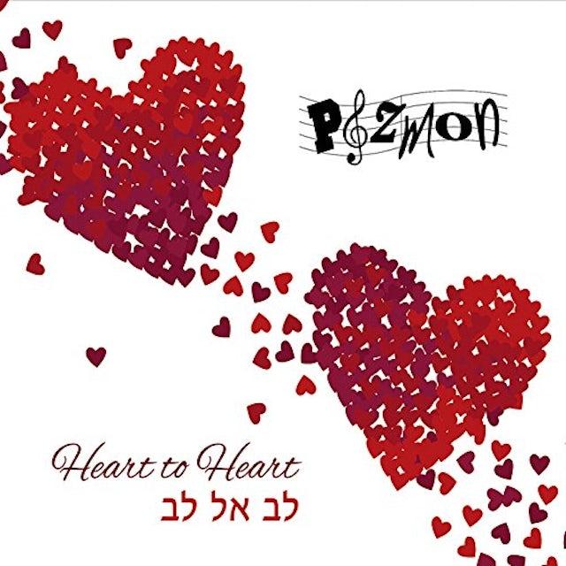 Pizmon HEART TO HEART CD