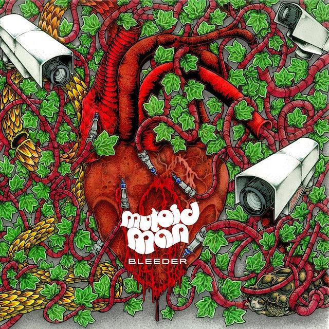 Mutoid Man BLEEDER CD