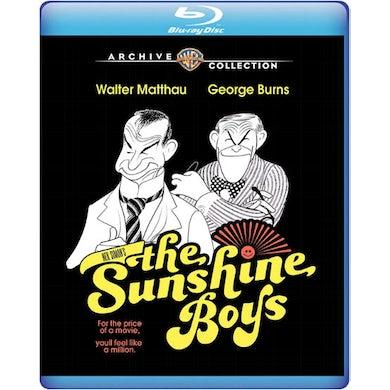SUNSHINE BOYS Blu-ray