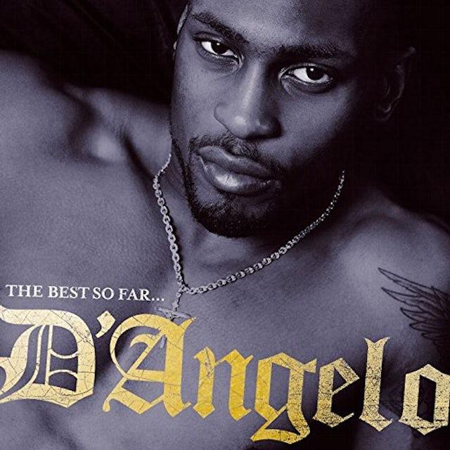 D'Angelo BEST SO FAR CD