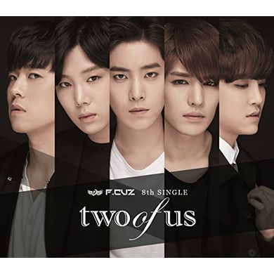 F.Cuz TWO OF US CD