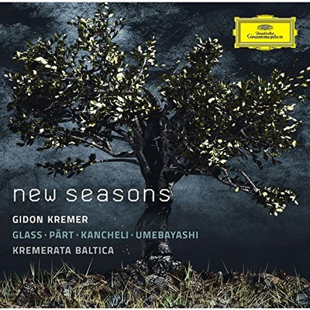Gidon Kremer NEW SEASONS CD