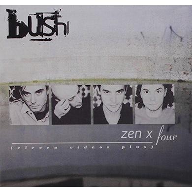 Bush ZEN X FOUR CD