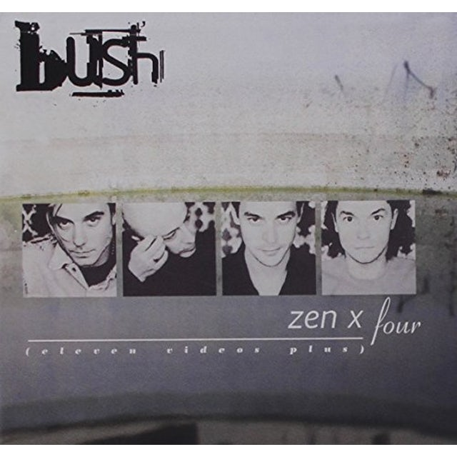 Bush ZEN X FOUR CD