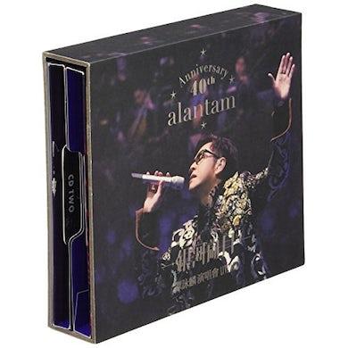 Alan Tam 2015 40TH ANNIVERSARY LIVE CD