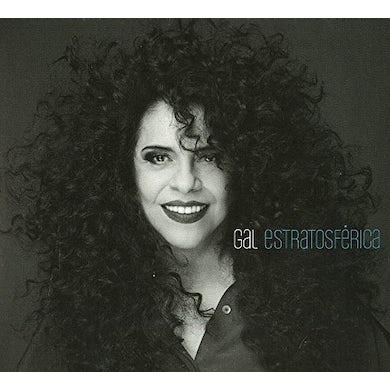 Gal Costa GAL ESTRATOSFERICA CD