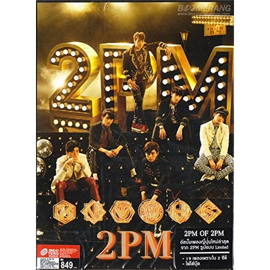 2PM OF 2PM CD