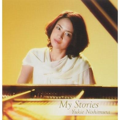Yukie Nishimura MY STORIES CD