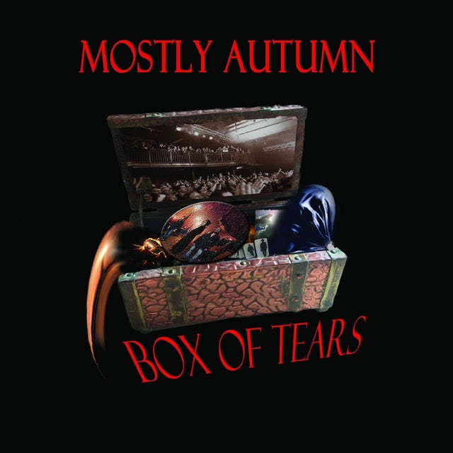 Mostly Autumn BOX OF TEARS CD